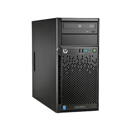 שרת HP Proliant ML10 V2 Intel Xeon E3-12...