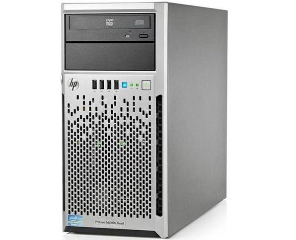 שרת HP ProLiant ML310e-G8 E3-1220v2 32GB...
