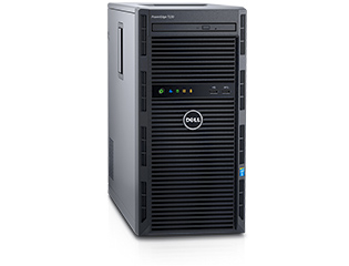 שרת דל DELL PowerEdge T130 Intel Xeon pr...