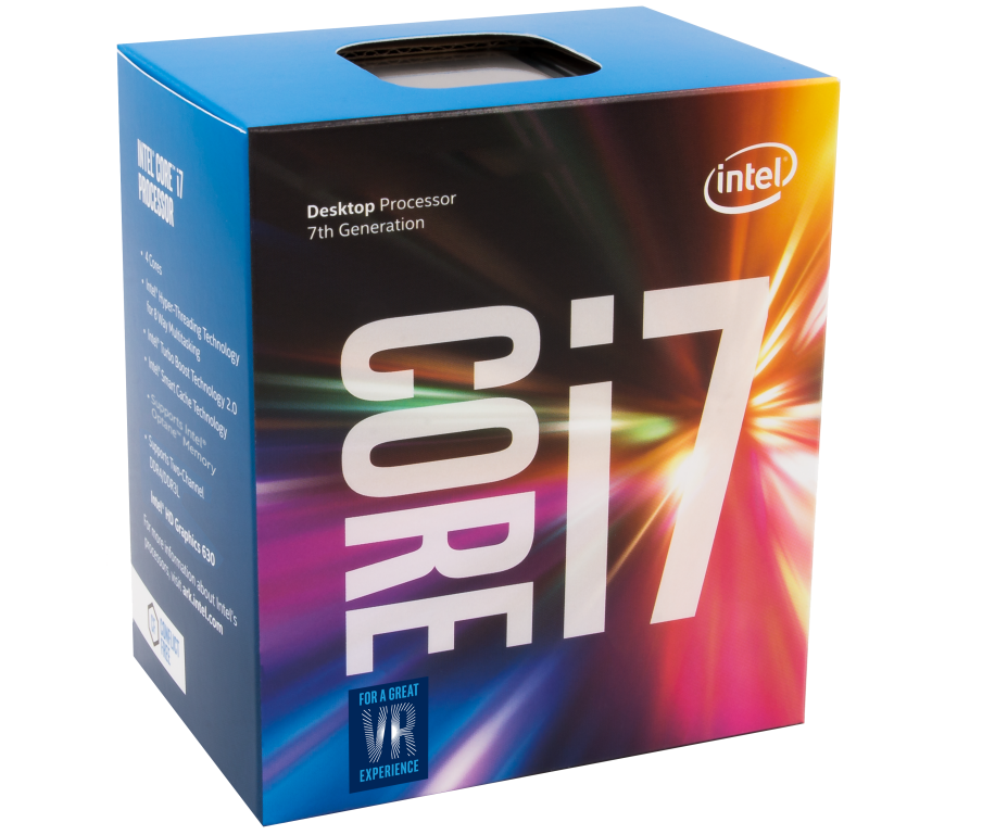 מעבד דור 7 אינטל Intel Kaby Lake Quad Co...