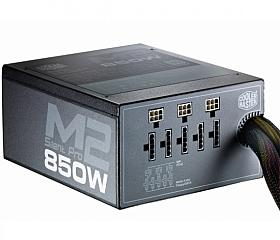 ספק כוח מודולרי Cooler Master RS-850-SPM...